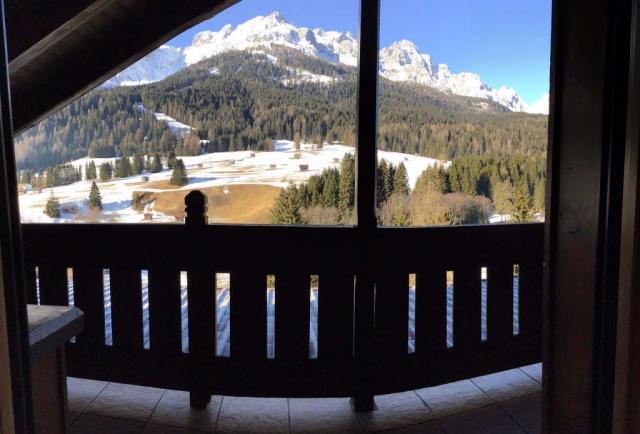 LARICE - Terrazza panoramica